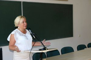 Fizikė dr. Živilė Rutkūnienė: tik pats suradęs teisingą atsakymą supranti jo žavesį