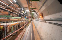 KTU MGMF inicijuotos Tarptautinės hadronų terapijos meistriškumo pamokos metu moksleiviai virtualiai lankėsi CERN