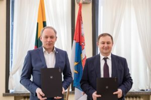 """Išskirtinė investicija: """"Teltonika"""" įsteigė 90 tūkst. eurų fondą būsimų KTU pirmakursių stipendijoms"""