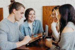 Renkuosi studijas: KTU MGMF studentai kviečia abiturientus pasikalbėti