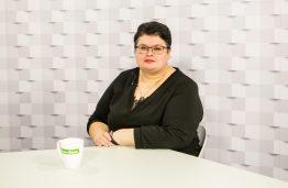 """""""Kauno dienos"""" studijoje – KTU MGMF matematikė dr. Violeta Kravčenkienė apie pasiruošimą matematikos valstybiniam brandos egzaminui"""